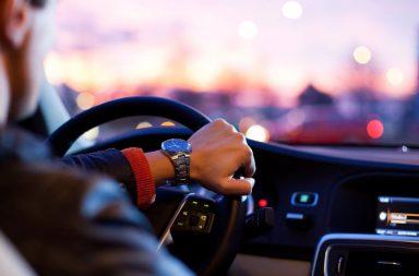 guidare macchina