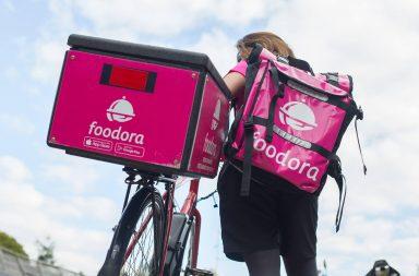 rider foodora