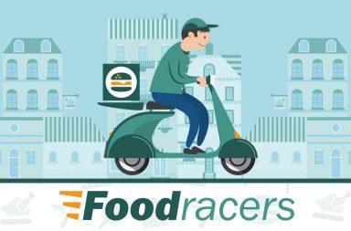 lavoro rider advisor consegne foodracers